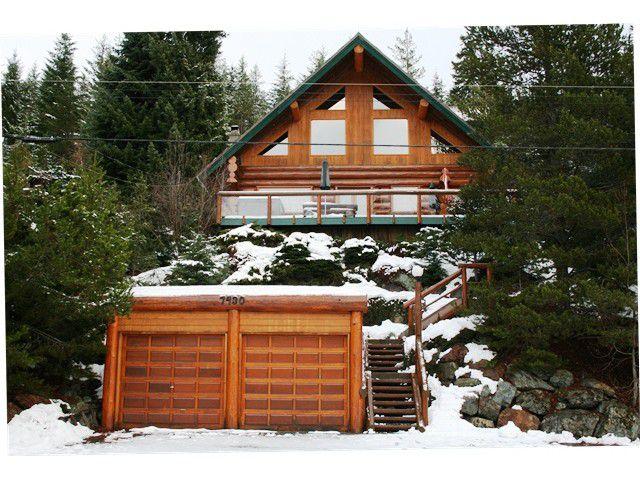 """Main Photo: 7430 AMBASSADOR CR: Whistler House for sale in """"White Gold"""" : MLS®# V983130"""
