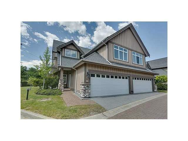"Main Photo: 32 40750 TANTALUS Road in Squamish: Garibaldi Estates Townhouse for sale in ""MEIGHAN CREEK"" : MLS®# V985184"
