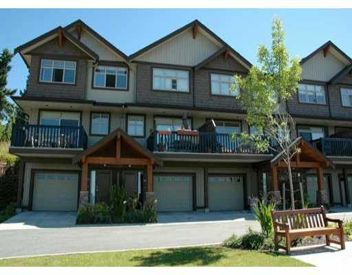 "Main Photo: 24 320 DECAIRE ST in Coquitlam: Maillardville Townhouse for sale in ""OUTLOOK"" : MLS®# V599654"