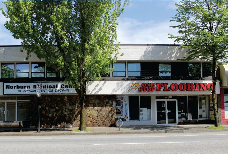 8,728 SF Retail and Office