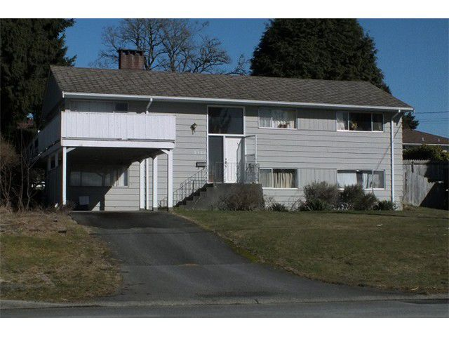 Main Photo: 2135 CRAIGEN AV in Coquitlam: Central Coquitlam House for sale : MLS®# V1050194