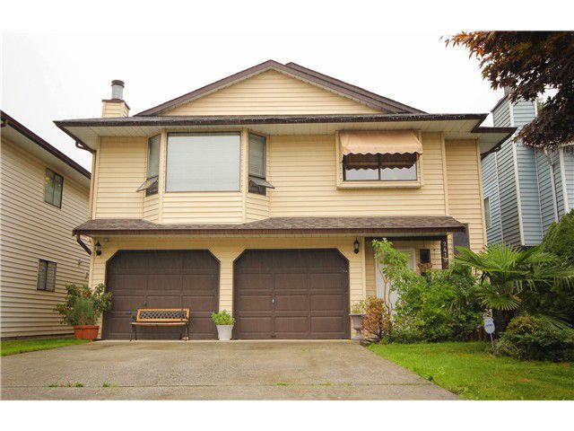 Main Photo: 2418 BENNIE PL in Port Coquitlam: Riverwood House for sale : MLS®# V1088148