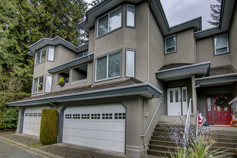 Main Photo: 45 2990 PANORAMA DRIVE in Coquitlam: Westwood Plateau Townhouse for sale : MLS®# R2026947