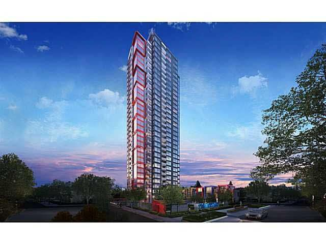 Main Photo: Metrotown Real estate 2307 6658 DOW AVENUE