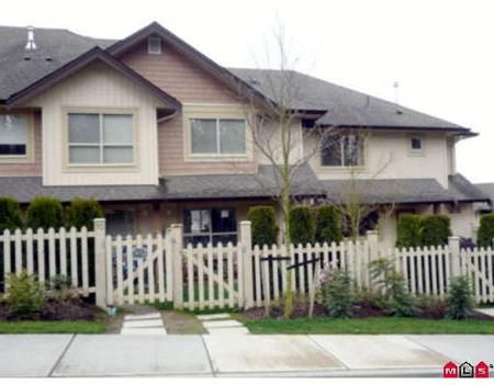 Main Photo: # 95 20350 68TH AV in Langley: Home for sale (Canada)  : MLS®# F2810217