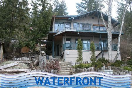 Main Photo: Affordable Adams Lake Waterfront!
