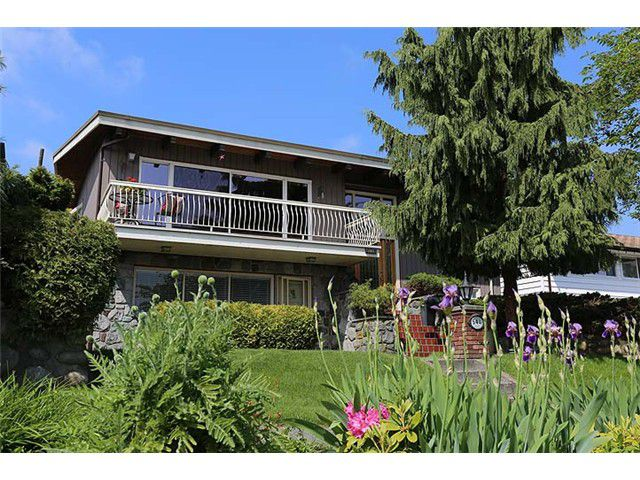 Main Photo: 541 GARFIELD Street in New Westminster: The Heights NW House for sale : MLS®# V1006494