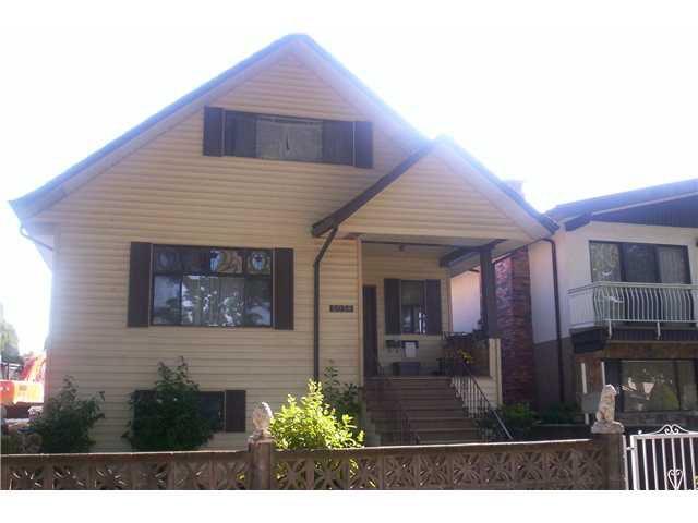 Main Photo: 2058 E 27TH AV in : Victoria VE House for sale : MLS®# V913266