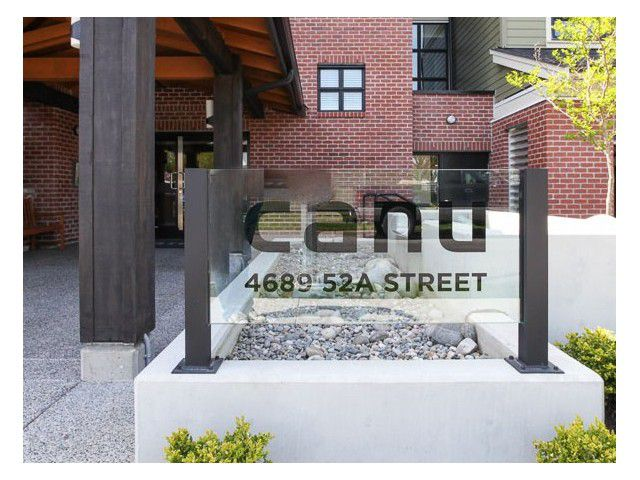 Main Photo: # 202 4689 52A ST in Ladner: Hawthorne Condo for sale : MLS®# V1061249