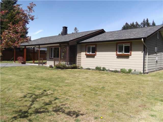 Main Photo: 1210 PARKWOOD PL in Squamish: Brackendale House for sale : MLS®# V1117719
