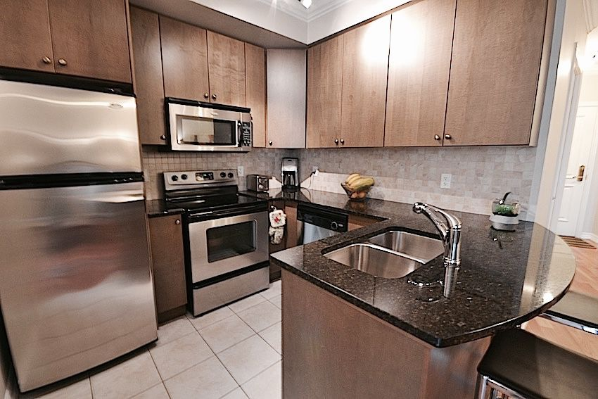 Main Photo: Marie Commisso Bellaria 9225 Jane Street  in Vaughan: Maple Condo for sale