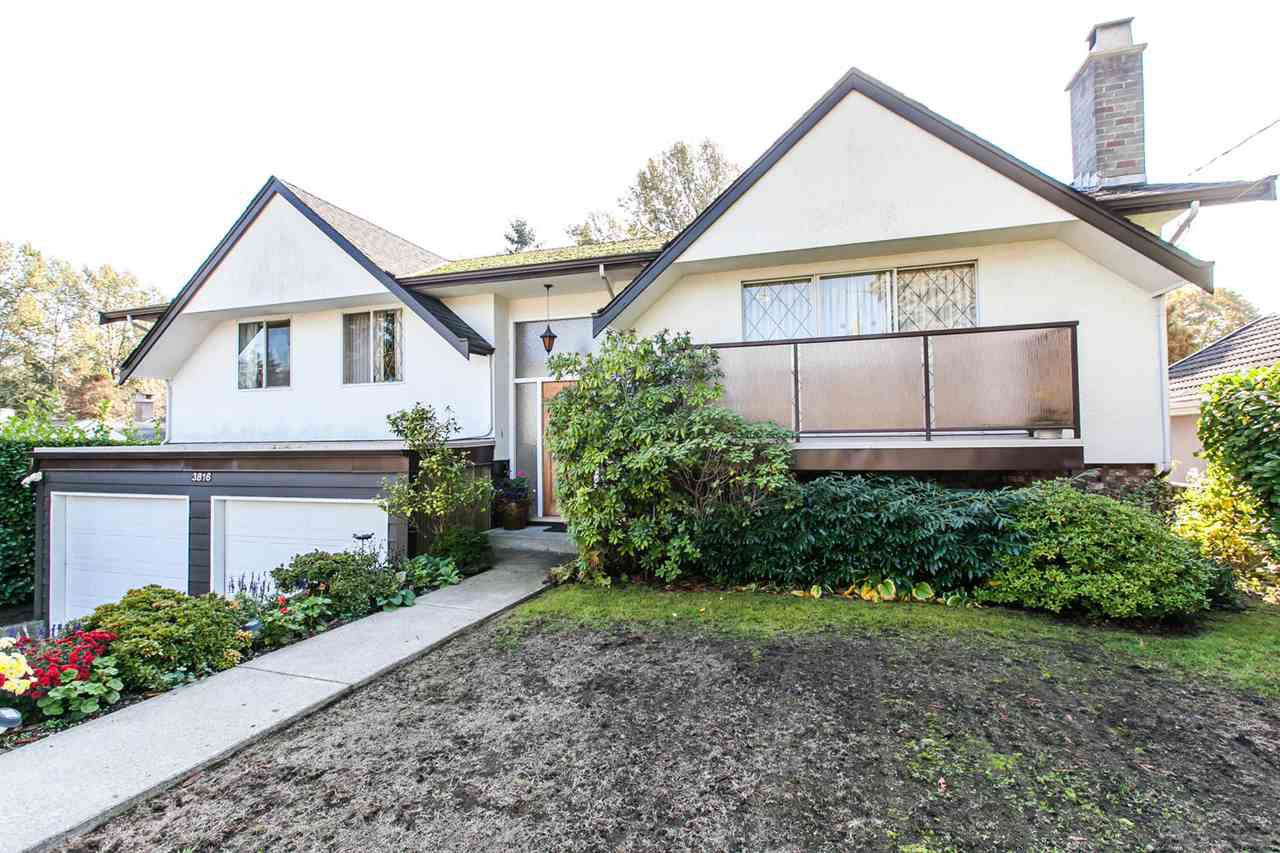 Main Photo: 3816 CLINTON STREET in Burnaby: Suncrest House for sale (Burnaby South)  : MLS®# R2010789