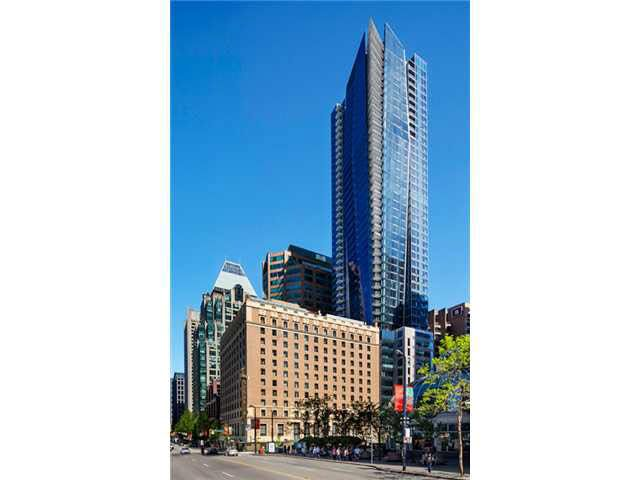 Main Photo: 3401 667 HOWE STREET in : Downtown VW Condo for sale : MLS®# V1099875