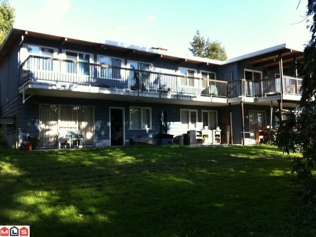 "Main Photo: 5955 181ST Street in Surrey: Cloverdale BC House for sale in ""Cloverdale Hilltop"" (Cloverdale)  : MLS®# F1212546"