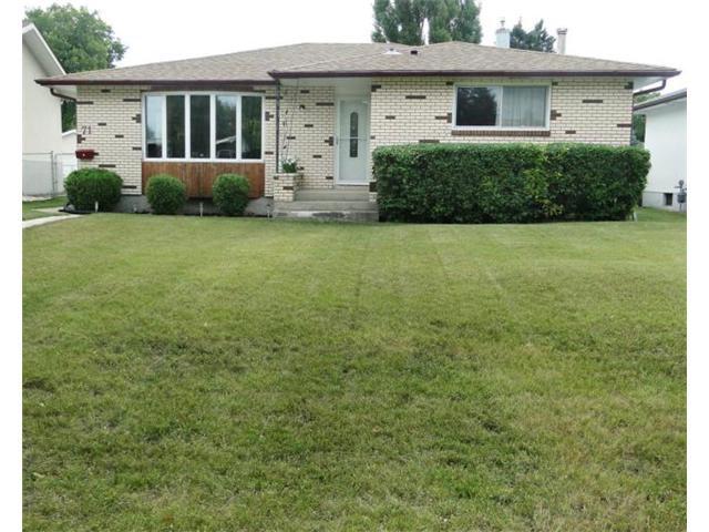 Main Photo: 71 Pinecrest Bay in WINNIPEG: North Kildonan Residential for sale (North East Winnipeg)  : MLS®# 1216343