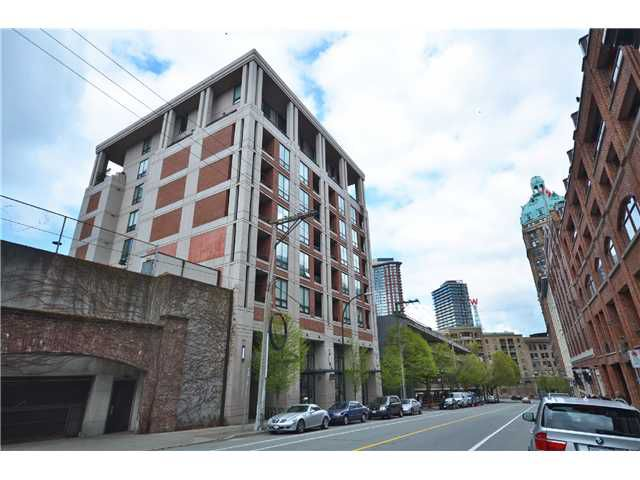 "Main Photo: # 603 531 BEATTY ST in Vancouver: Downtown VW Condo for sale in ""METROLIVING"" (Vancouver West)  : MLS®# V999631"