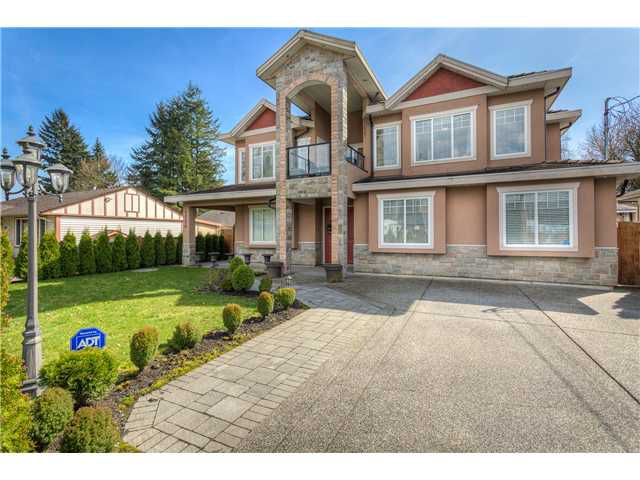 Main Photo: 1756 MANNING AV in Port Coquitlam: Glenwood PQ House for sale : MLS®# V1057460