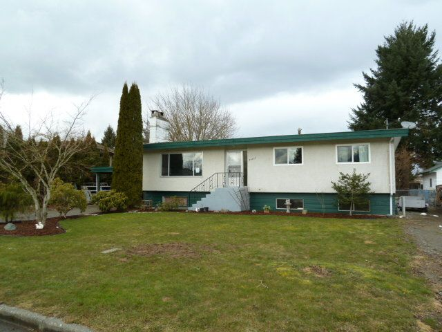 Main Photo:  in Chilliwack: Fairfield Island Home for sale ()  : MLS®# H1100848