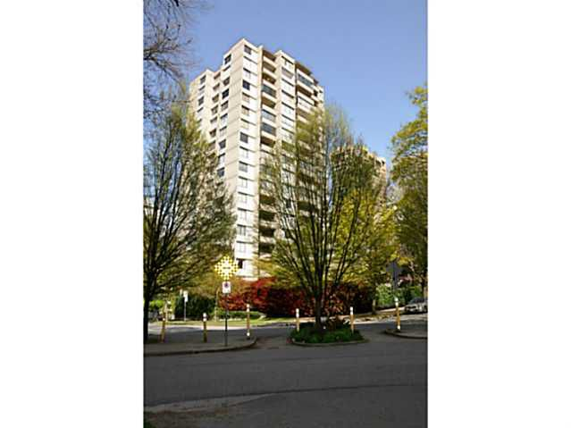 Main Photo: # 403 1725 PENDRELL ST in Vancouver: West End VW Condo for sale (Vancouver West)  : MLS®# V1115200