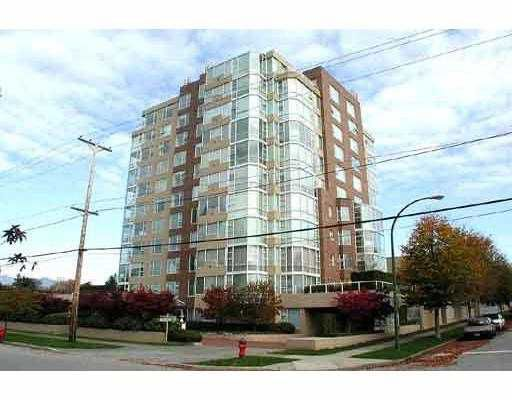 """Main Photo: 2020 HIGHBURY Street in Vancouver: Point Grey Condo for sale in """"HIGHBURY TOWERS"""" (Vancouver West)  : MLS®# V614914"""