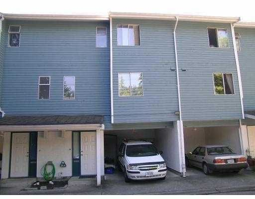 Main Photo: 23 1240 FALCON DRIVE in Coquitlam: Upper Eagle Ridge Townhouse for sale : MLS®# R2015697