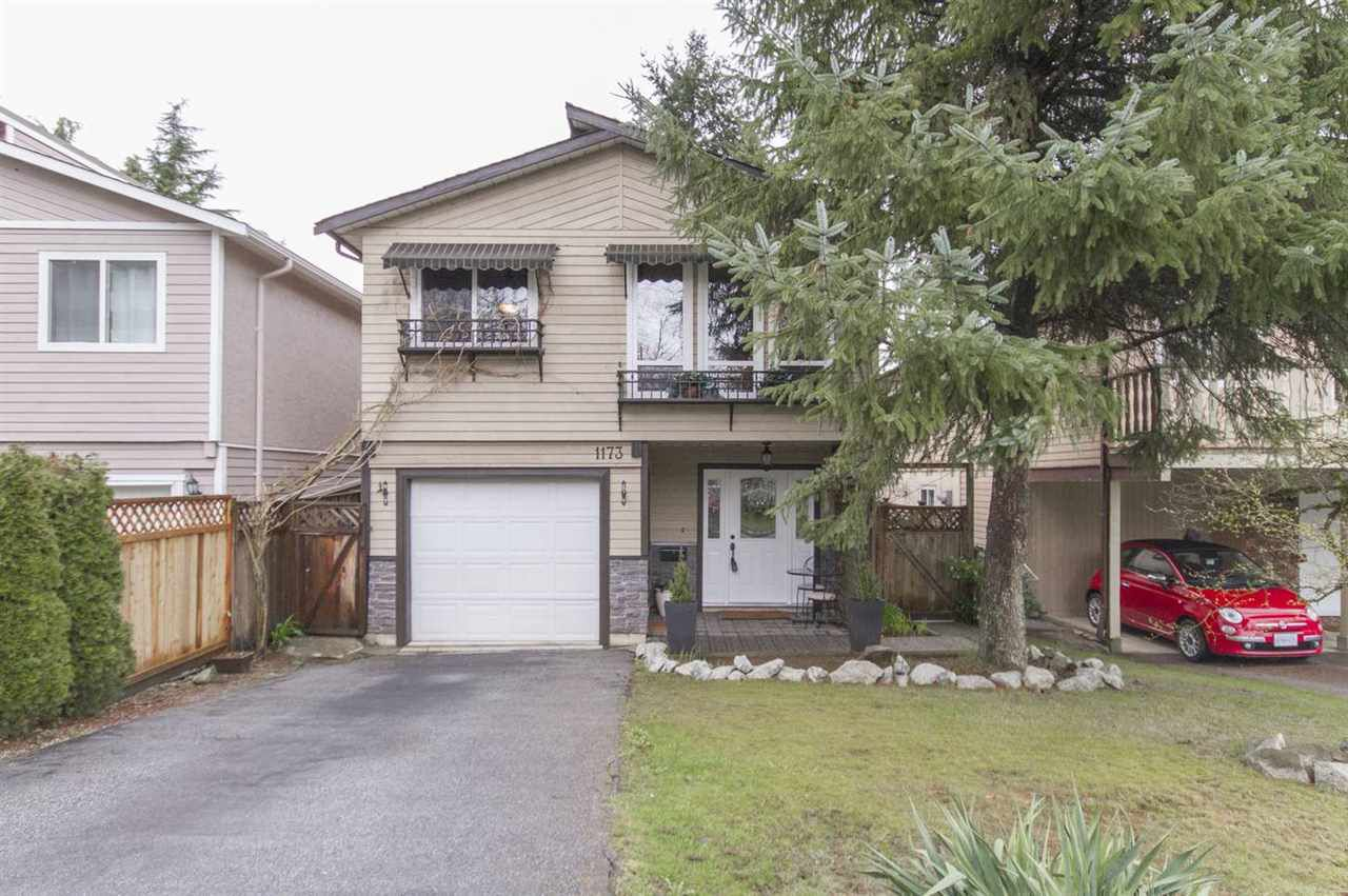 Main Photo: 1173 CREEKSIDE DRIVE in Coquitlam: Eagle Ridge CQ House for sale : MLS®# R2048703