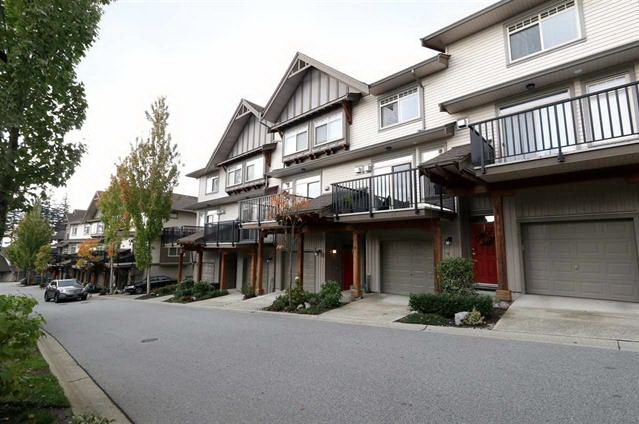 Main Photo: 39 55 HAWTHORN DRIVE in Port Moody: Heritage Woods PM Townhouse for sale : MLS®# R2008446