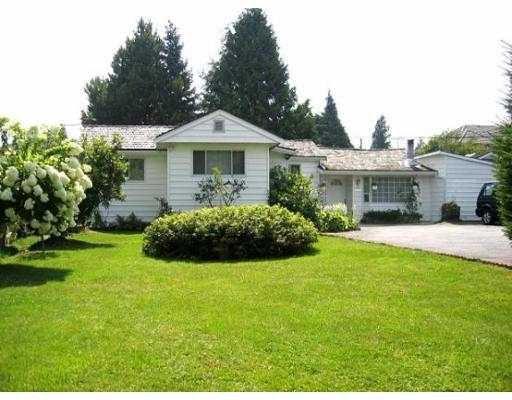 Main Photo: 1104 COMO LAKE AV in Coquitlam: Central Coquitlam House for sale : MLS®# V552764