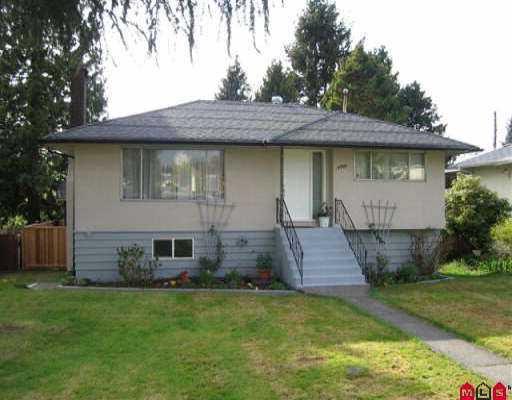 "Main Photo: 10069 129A ST in Surrey: Cedar Hills House for sale in ""CEDAR HILLS"" (North Surrey)  : MLS®# F2608177"