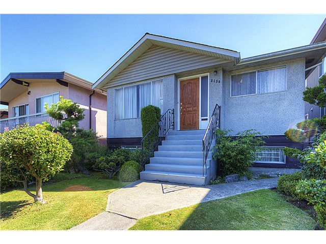 Main Photo: 2150 E 38TH Avenue in Vancouver: Victoria VE House for sale (Vancouver East)  : MLS®# V966480