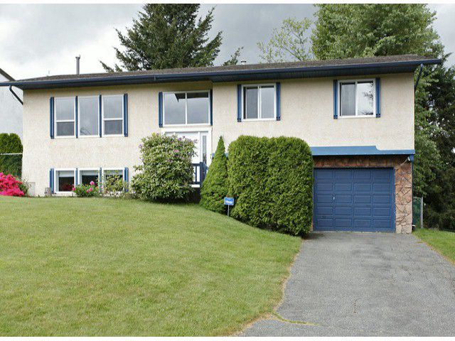 """Main Photo: 8085 BROOM Street in Mission: Mission BC House for sale in """"Hillside"""" : MLS®# F1311741"""