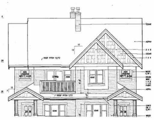 Main Photo: 2616 W 6TH AV in : Kitsilano Home for sale : MLS®# V614021