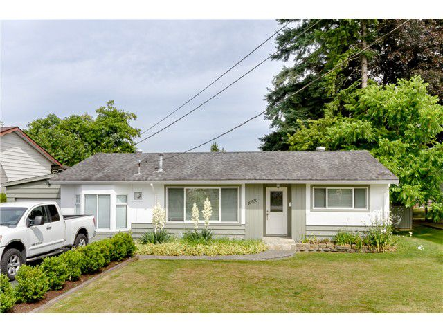 Main Photo: 10930 141ST Street in Surrey: Bolivar Heights House for sale (North Surrey)  : MLS®# F1418193