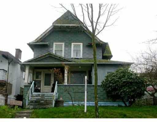 Main Photo: 220 E 16TH AV in : Main House for sale : MLS®# V385631