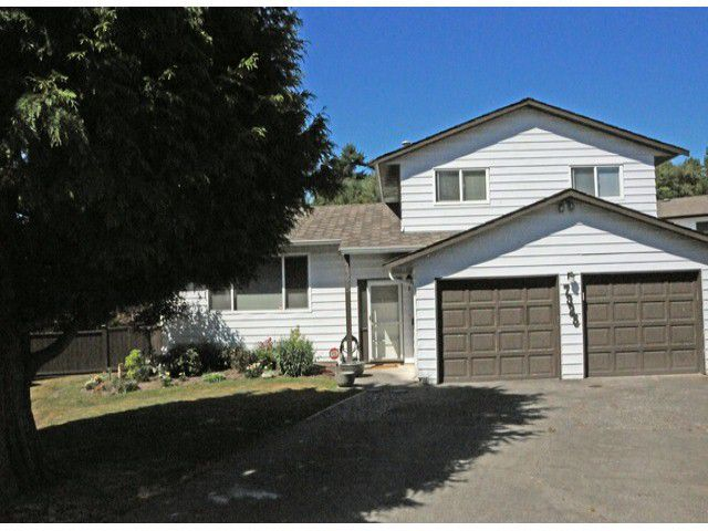 Main Photo: 7325 142A ST in Surrey: East Newton House for sale : MLS®# F1319729