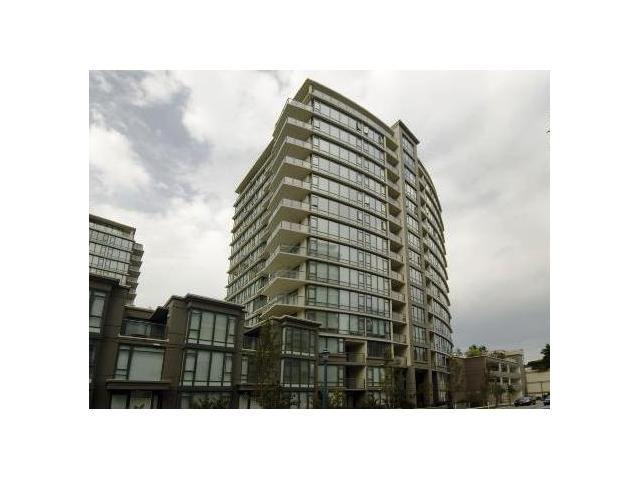 Main Photo: # 709 6888 ALDERBRIDGE WY in Richmond: Brighouse Condo for sale : MLS®# V1066873