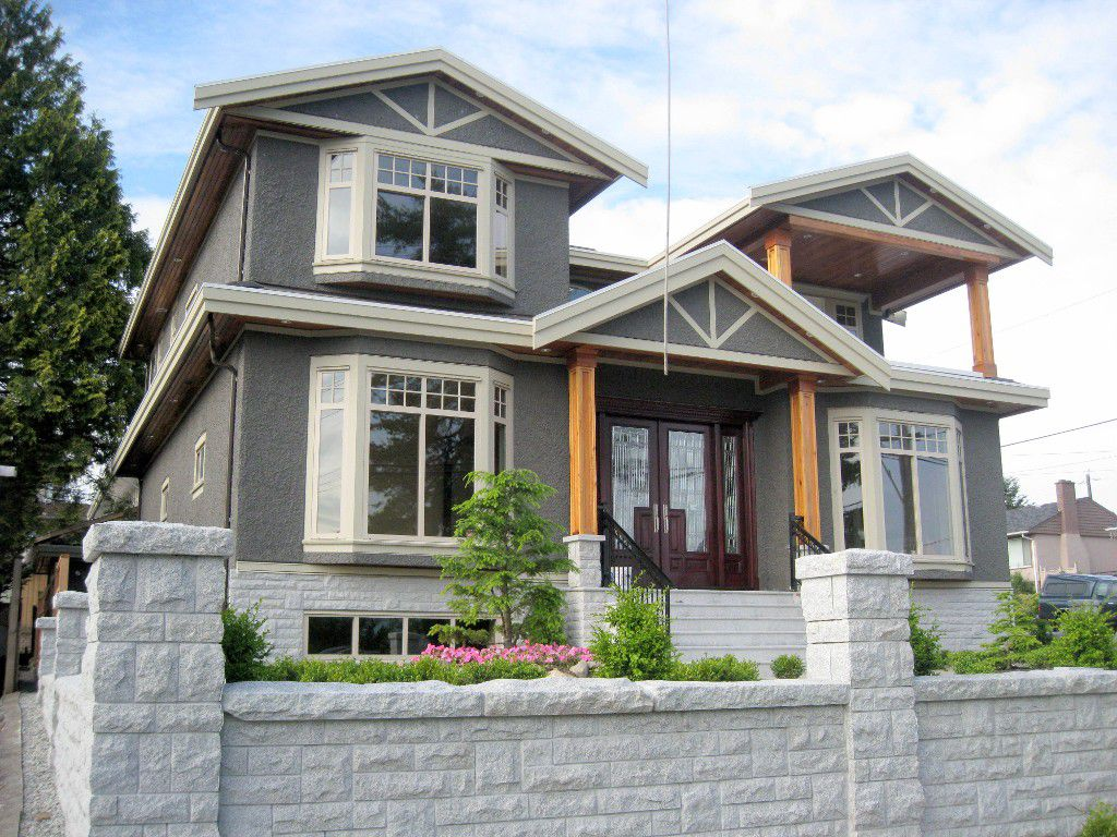 Main Photo: 4208 Burke in burnaby: House for sale