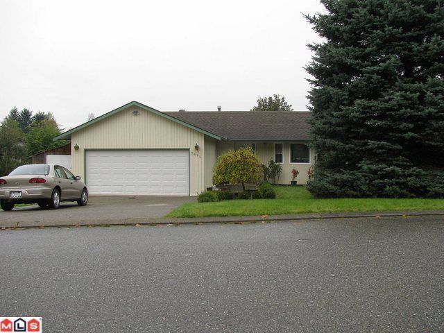 "Main Photo: 3695 NICOMEN Place in Abbotsford: Abbotsford East House for sale in ""SANDYHILL"" : MLS®# F1202998"