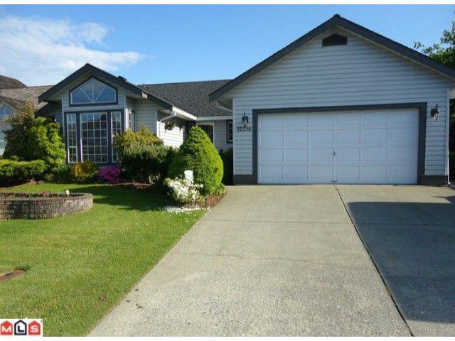 Main Photo: 32236 ROGERS Avenue in Abbotsford: Abbotsford West House for sale : MLS®# F1214129