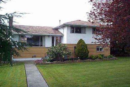 Main Photo: 9091 NO 1 ROAD: House for sale (Seafair)