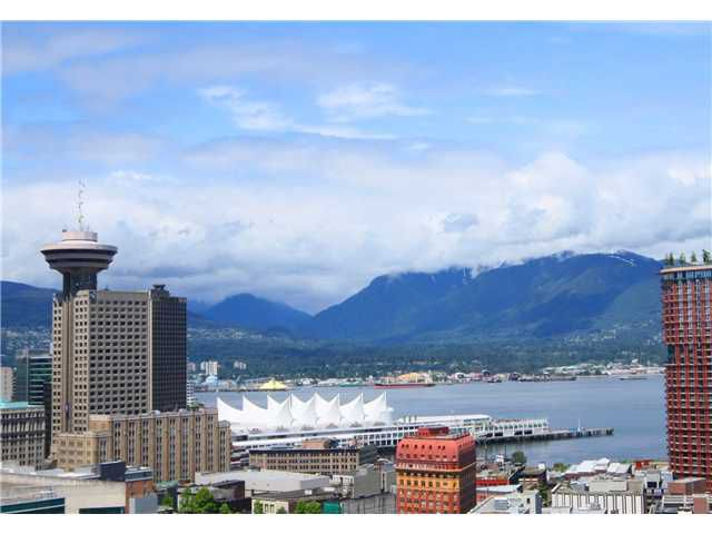 Main Photo: 3007 602 CITADEL PARADE in Vancouver: Downtown VW Condo for sale (Vancouver West)  : MLS®# V990635