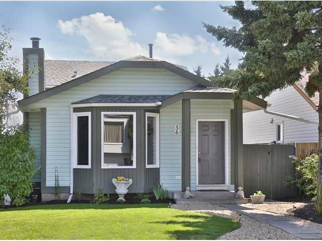 Main Photo: 56 MILLCREST Road SW in Calgary: Millrise Residential Detached Single Family for sale : MLS®# C3632719