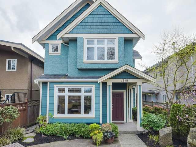 Main Photo: 1818 E 13TH AV in Vancouver: Grandview VE Condo for sale (Vancouver East)  : MLS®# V1112842