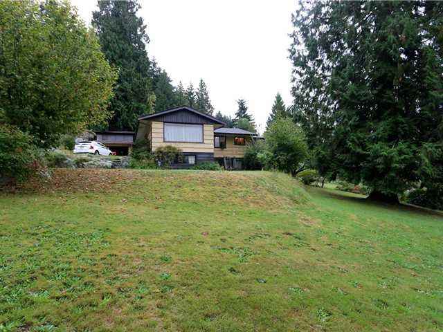 Main Photo: 15 DOWDING RD. in Port Moody: North Shore Pt Moody House for sale : MLS®# V1103417