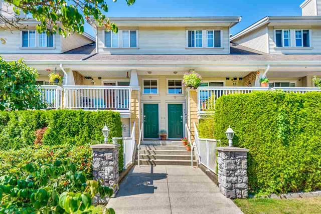 Main Photo: 23 240 TENTH STREET in New Westminster: Uptown NW Townhouse for sale : MLS®# R2290105