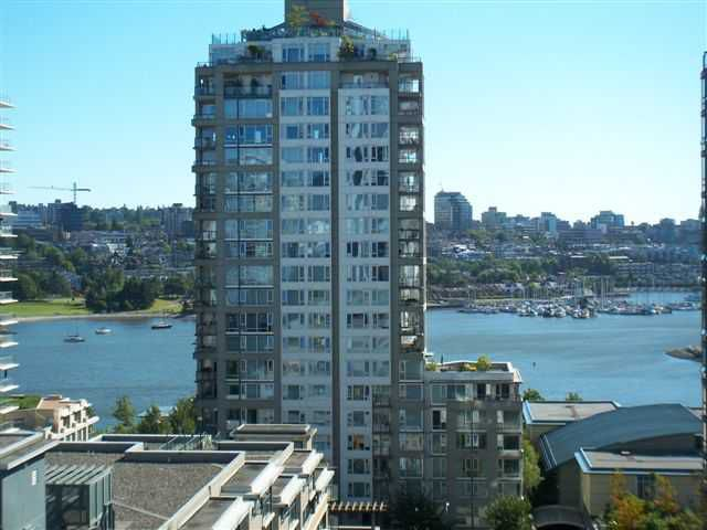 "Main Photo: 1601 1201 MARINASIDE Crescent in Vancouver: Yaletown Condo for sale in ""THE PENINSULA"" (Vancouver West)  : MLS®# V939947"