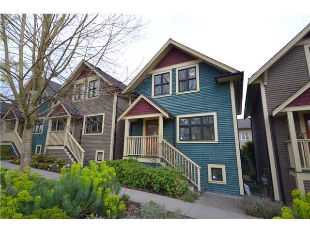 """Main Photo: 81 E 27TH Avenue in Vancouver: Main House for sale in """"five"""" (Vancouver East)  : MLS®# V944782"""
