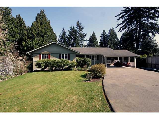 "Main Photo: 1140 EHKOLIE in Tsawwassen: English Bluff House for sale in ""THE VILLAGE"" : MLS®# V998356"