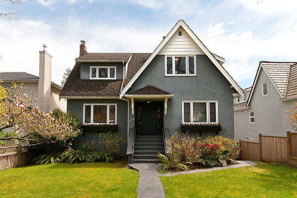 Main Photo: 4584 BLENHEIM ST in Vancouver: MacKenzie Heights House for sale (Vancouver West)  : MLS®# V1002293