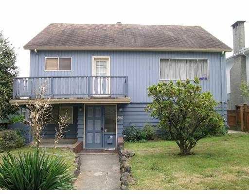 Main Photo: 3462 E 28TH AV in : Renfrew Heights House for sale : MLS®# V551313